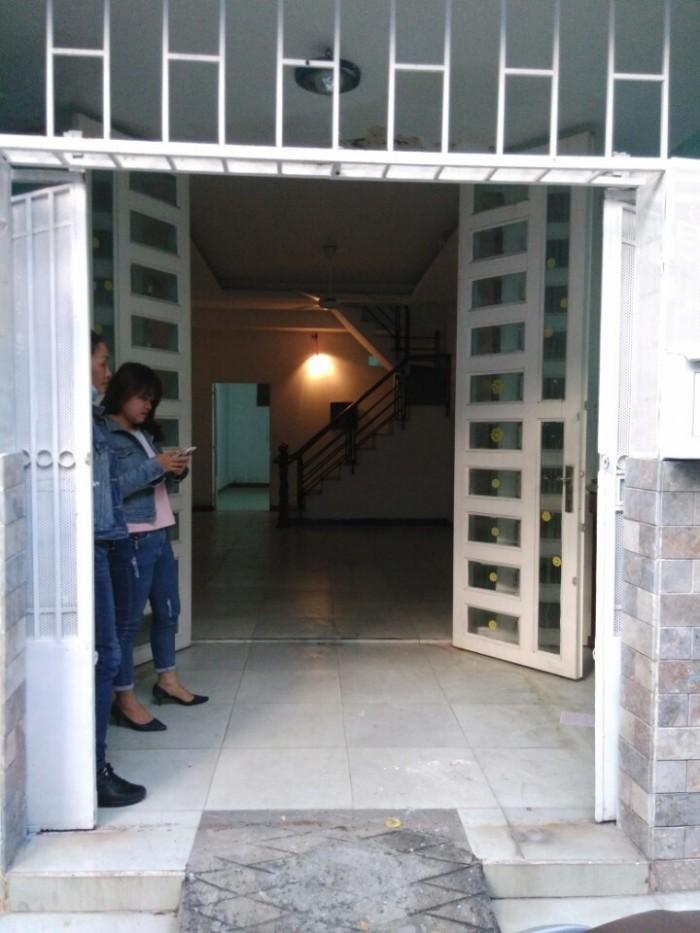 Nhà 637/61/69 QuangTrung, p11, GòVấp, Hẻm3m, 4x15.5m, 1Trệt+1Lầu, 2PN,2WC, TâyNam