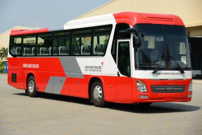 Xe du lịch xe khách 29 34 39 47 giường nằm 2