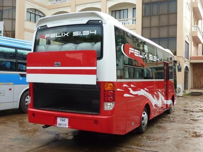 Xe du lịch xe khách 29 34 39 47 giường nằm 4