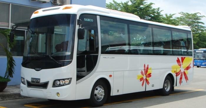 Xe du lịch xe khách 29 34 39 47 giường nằm 5