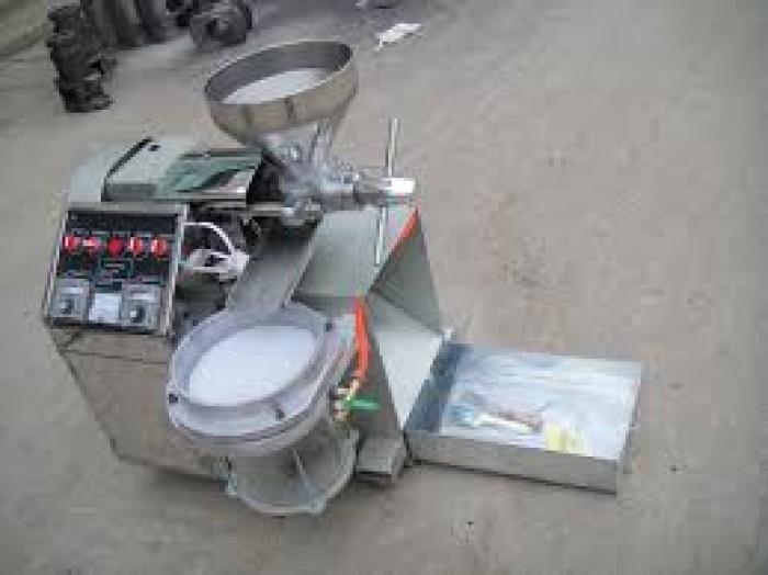 Máy ép dầu công nghiệp từ 10kg/h đến 15 kg/h.0
