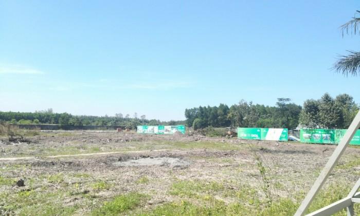 Bán đất nền huyện Long Thành, sổ hồng riêng, giá 270tr