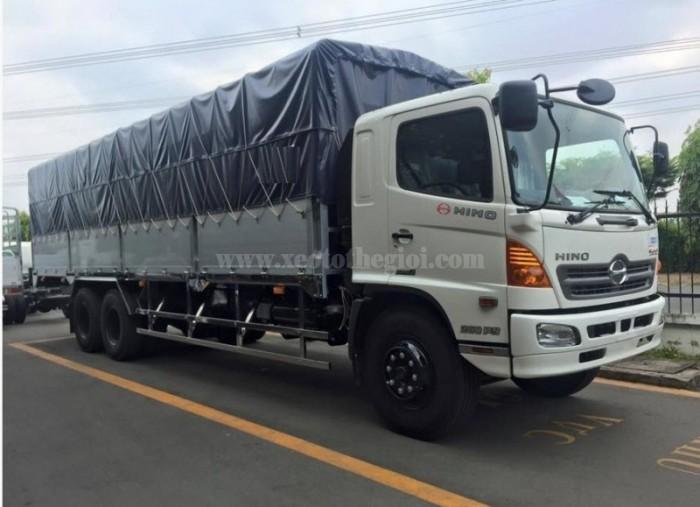 Hino 300 Series (LDT)
