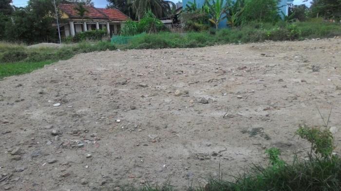 Bán lô đất đẹp hẻm 2 mặt tiền thôn thái thông - xã vĩnh thái - nha trang