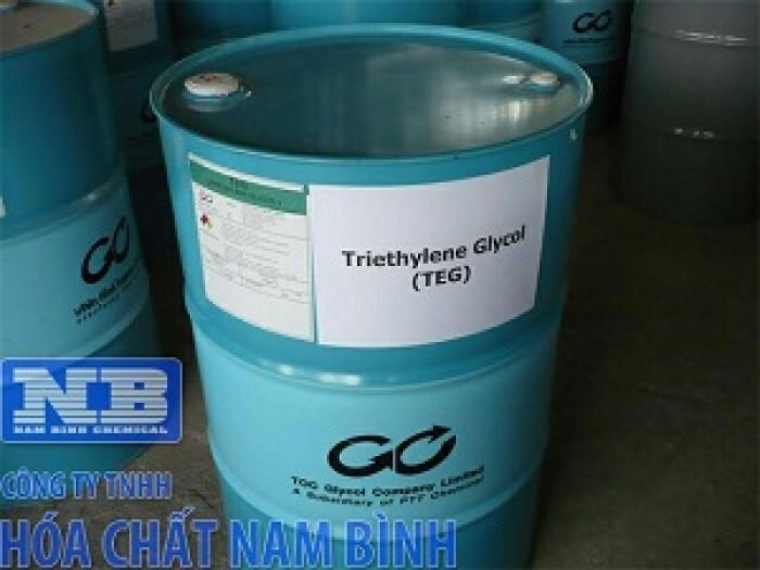 Dung môi công nghiệp Triethylene Glycol