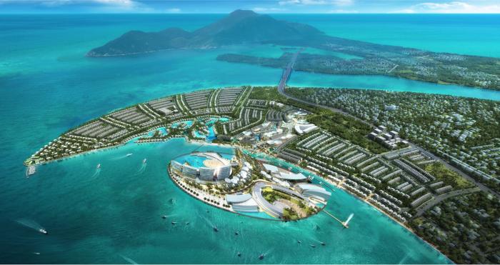 Biệt thự-nhà phố của Siêu dự án SUNRISE BAY Đà Nẵng chỉ 3.4 tỷ