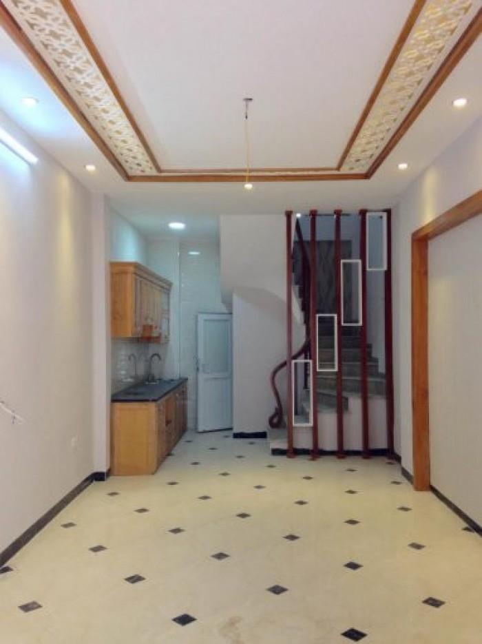 Bán nhà dân sinh gần khu đô thị Dương Nội, Hà Đông, 35m2 x 3 tầng, nhà xây mới đẹp, SĐCC, 1.35 tỷ