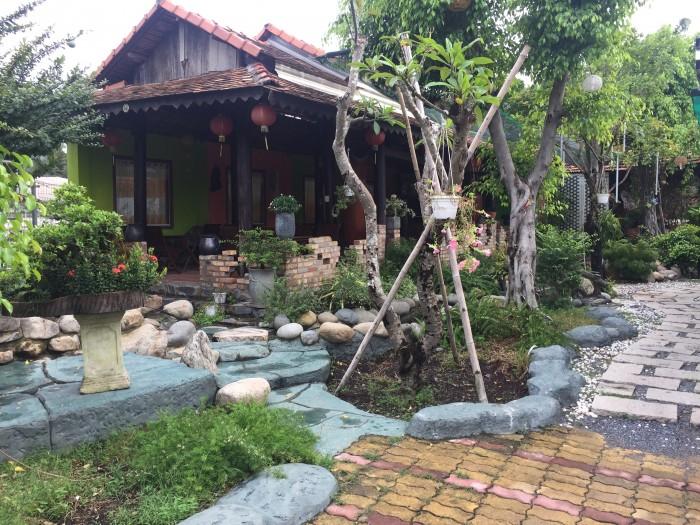Cần sang nhượng quán cafe vườn, view đẹp, tại Thuận An, Bình Dương
