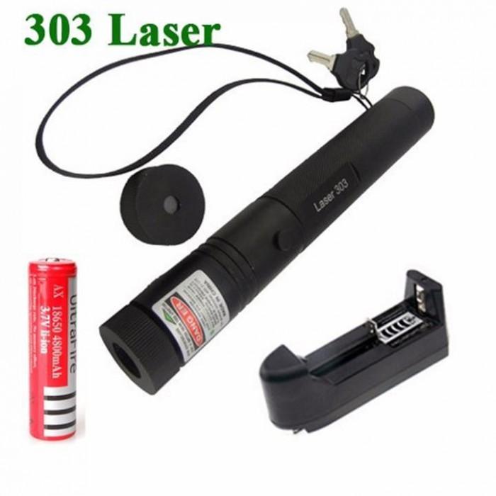 Đèn Pin Laser Pointer 303 Chiếu Cực Xa Hiệu Ứng Tuyệt Đẹp3