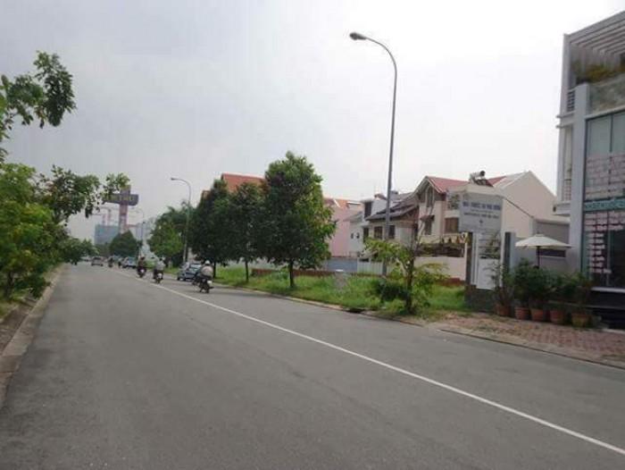 Lô đất chính chủ 5x20 giá 220tr đường Ng Hữu Trí gần chợ Đệm