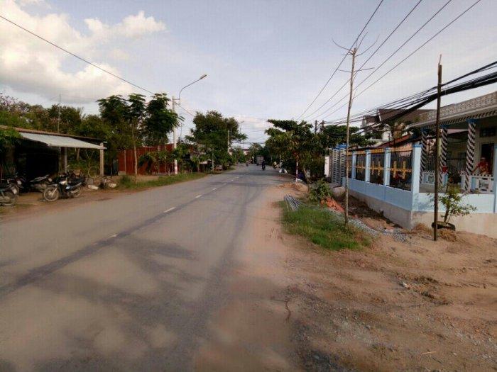 Đất Nguyễn Hữu Trí, 5x20,shr
