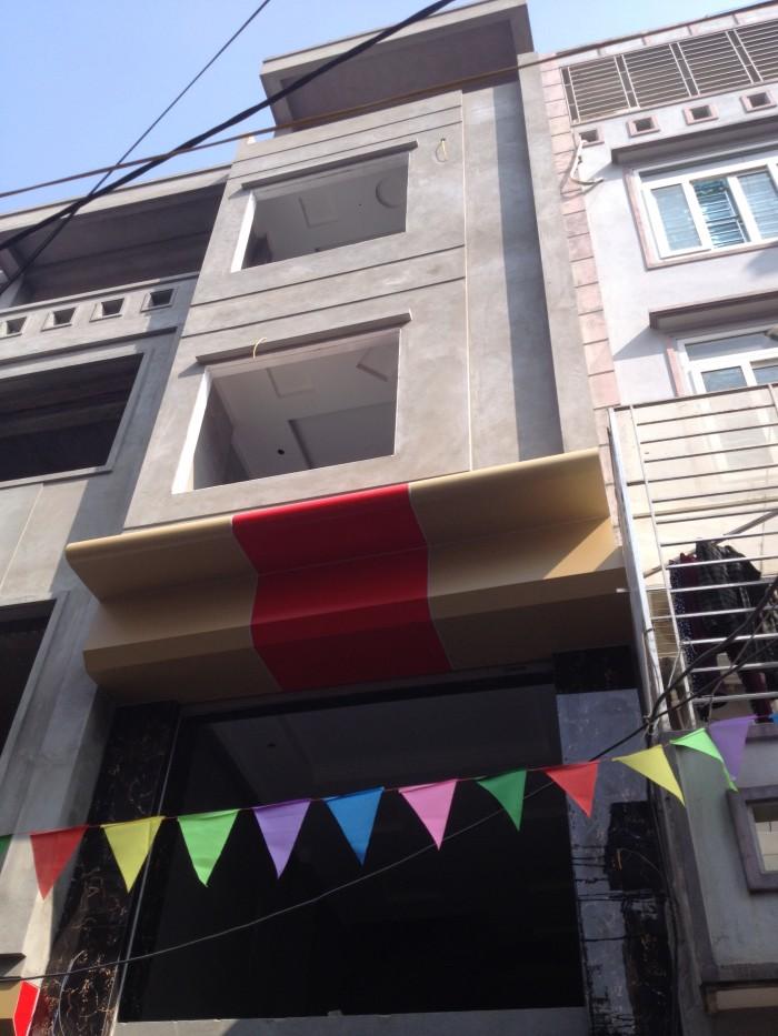 Bán nhà mặt đường 46m2*5 tầng, cuối đường Nguyễn Khuyến- Văn Quán- HĐ. Giá 3,8 tỷ.