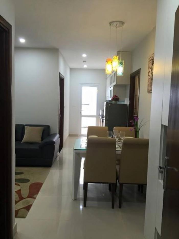 Cho thuê nhà Mt đường Ngũ Hành Sơn, nhà L, 3T 3Pn tiện kinh doanh.
