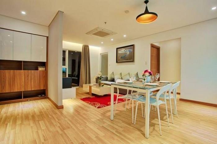 Cho thuê nhà 2 Mt đường Nguyễn Hữu Thọ, tiện nghi sang trọng, kinh doanh tốt.