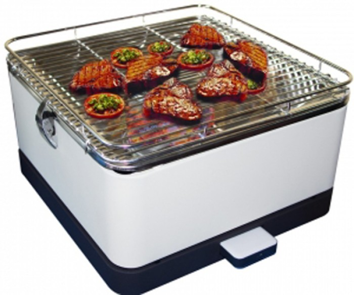 Bếp nướng vuông khối để bàn PD17-D115