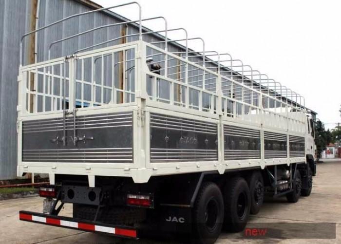Xe tải JAC 5 chân ,cabin GALOP ghế hơi ( ưu đãi cuối năm )