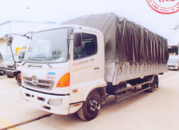 HINO FC9JLSW Tải Trong 6T