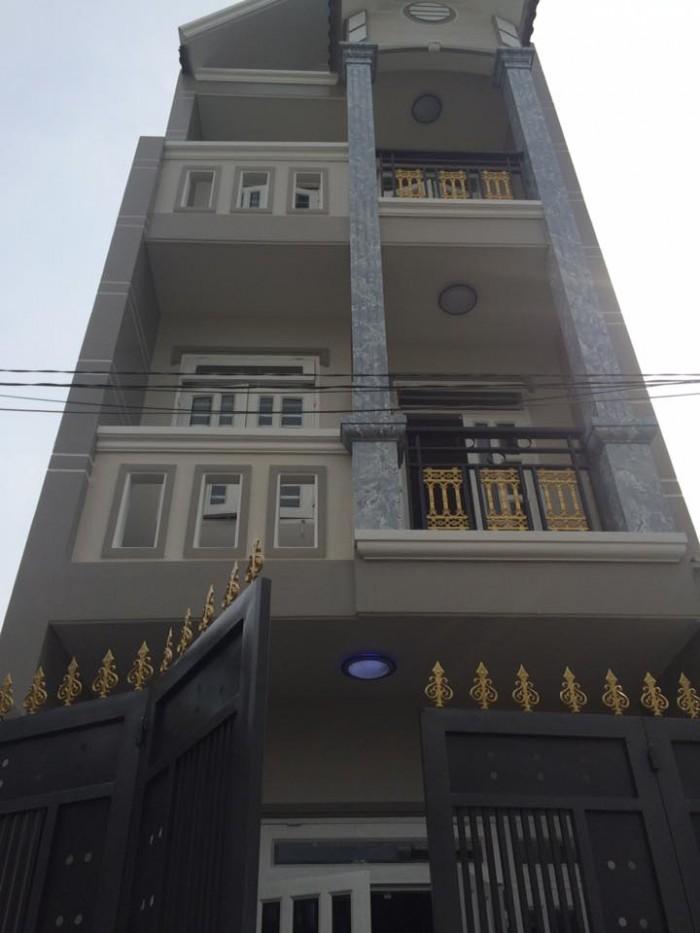 Kinh doanh thua lỗ bán gấp nhà 1T 3 L đường Nguyễn Thị Tú 4,5x15 = 2,15 tỷ