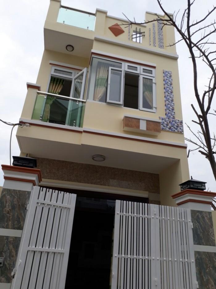 Nhà riêng TL31 vào 30m DT: 4.3m x 16m. đường bê tông 8m