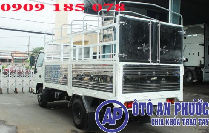 Xe tải isuzu 2t4 | xe isuzu 2t4 thùng 4m3
