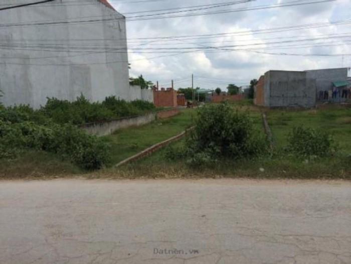 Đất thổ cư 100%  mt đường thanh niên ấp 6 bình chánh 100m2 shr chính chủ, xdtd sang tên ngay