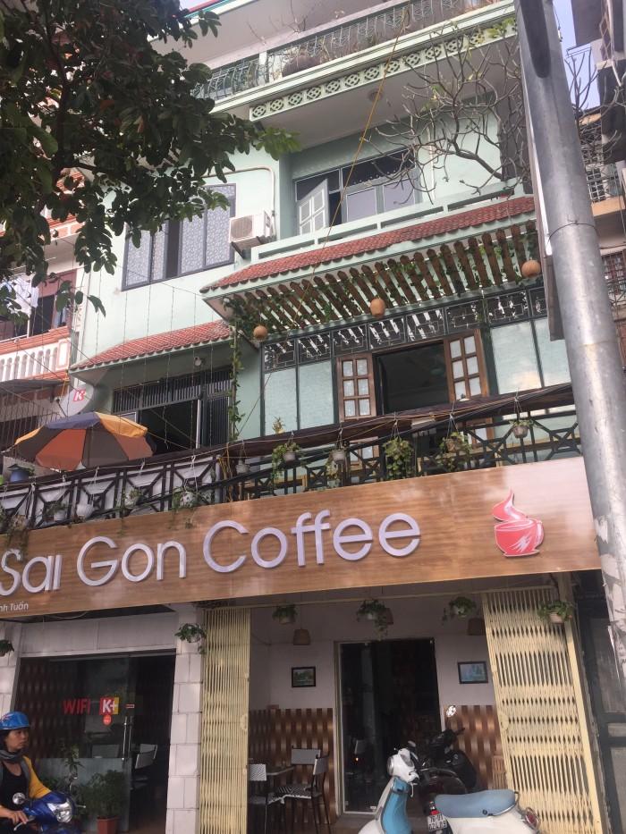 Sang nhượng quán cafe số 304 phố Mai Anh Tuấn,Hồ Hoàng Cầu