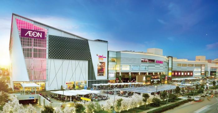 liền kề Đại Siêu Thị Aeon Mall Nhật Bản