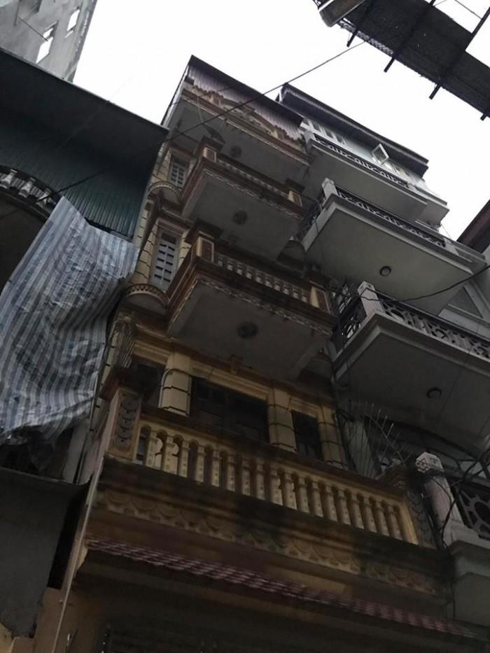Bán nhà phố Vọng 88m C4 4.1m mặt tiền 16 tỷ Thanh Xuân ô tô tránh.