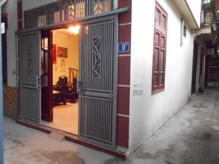 Cần tiền bán gấp nhà riêng ngõ 460 Thụy Khuê, 32m2, 2 mặt ngõ hướng ĐN