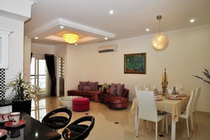 Bán căn hộ ngay Đường Âu Cơ,quận Tân Bình nhận nhà tháng  12/2016,thanh toán 30% giá gốc 19tr/m2