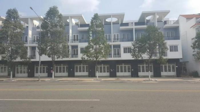 Nhà phố mặt tiền đường 36m, mỹ phước 3, giá đầu tư
