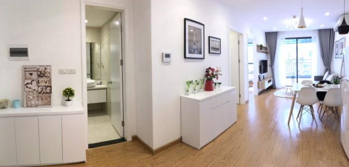 Mẫu căn hộ Officetel 1