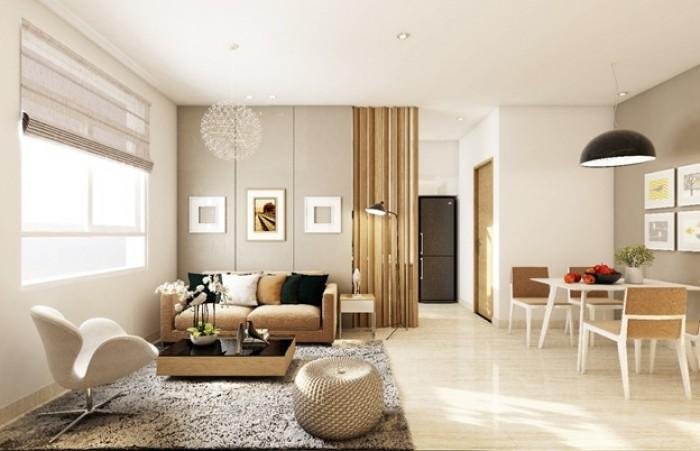 Mẫu căn hộ Officetel 3