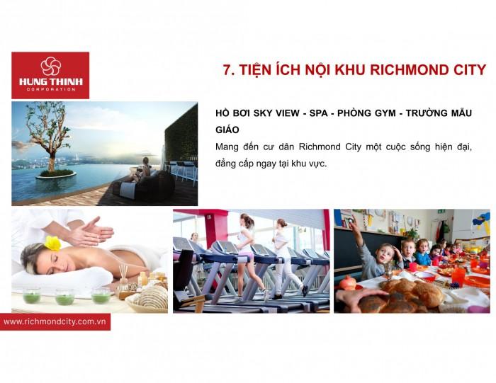 Hưng Thịnh ra mắt Siêu DA Kim Cương Đỏ Richmond MT Nguyễn Xí chỉ 23,5tr/m2, CK 3%->18%