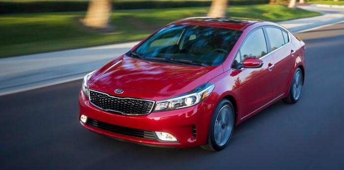 Kia Cerato sản xuất năm 2016 Số tự động Động cơ Xăng