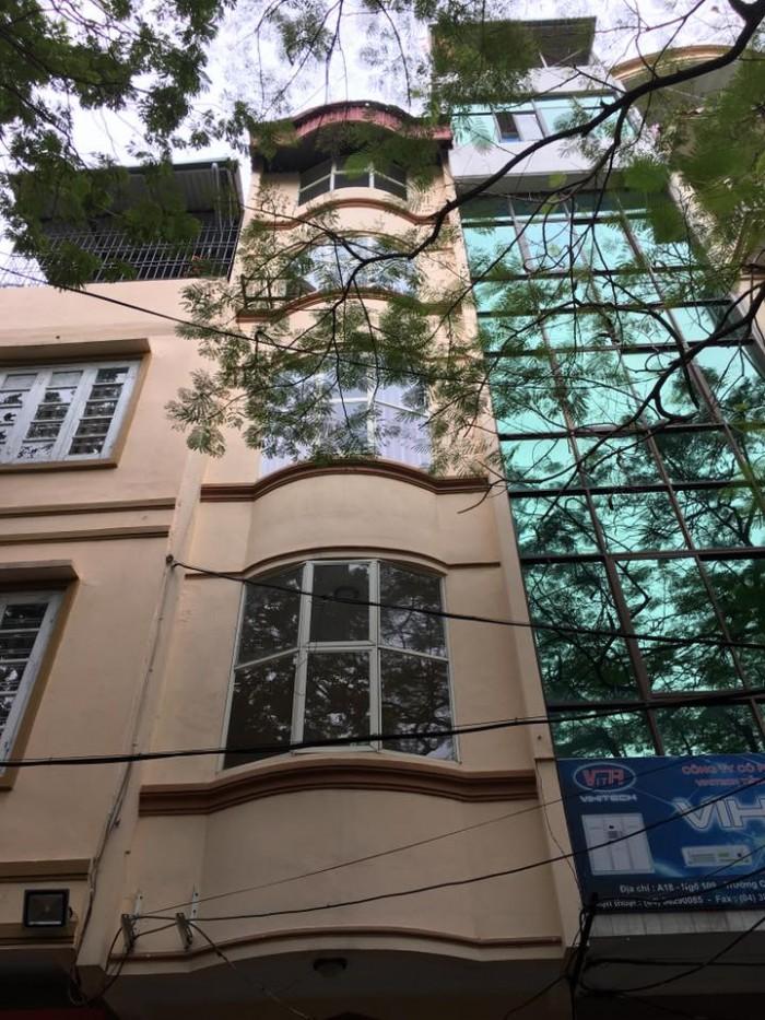 Gấp! nhà phân lô Trường Chinh 41m2, 5 tầng, KD + vỉa hè +ô tô tránh CHỈ 6.4 tỷ.