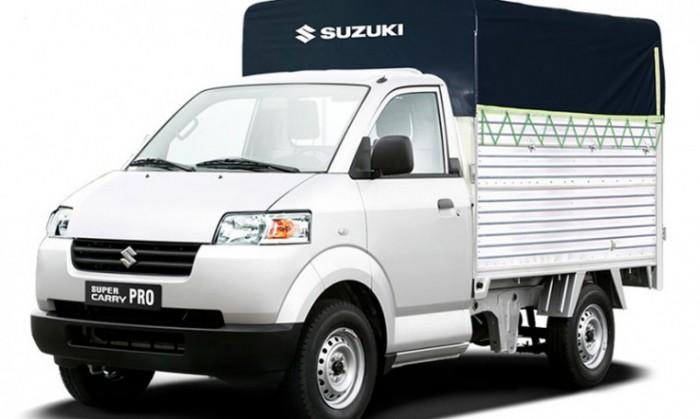 Bán xe Suzuki Carry Pro đời 2017