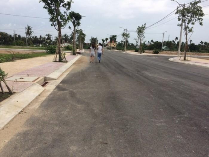 Đất mặt tiền An Phú Đông 13,Q.12 view sông Sài Gòn vô cùng thoáng mát