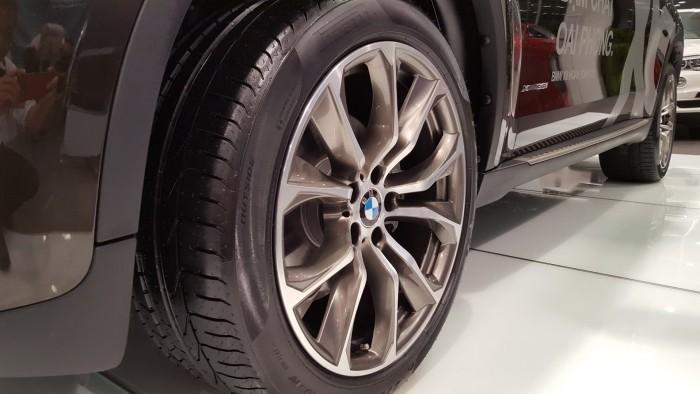 BMW X6 sản xuất năm 2016 Số tự động Động cơ Xăng