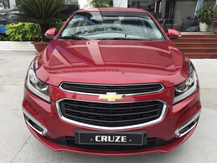 Chevrolet Cruze sản xuất năm 2016 Số tự động Động cơ Xăng