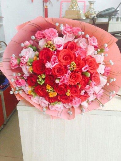Hoa hồng tươi2