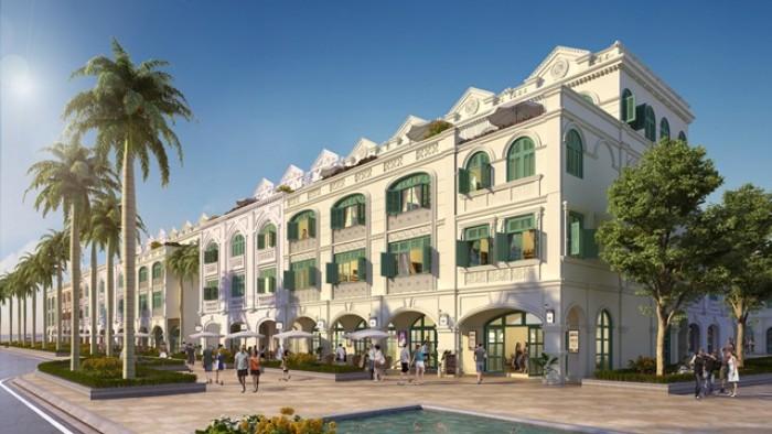 Dự án Khách sạn và nhà phố ven biển chuẩn 3* trong trung tâm nghỉ dưỡng giải trí bậc nhất Phú Quốc