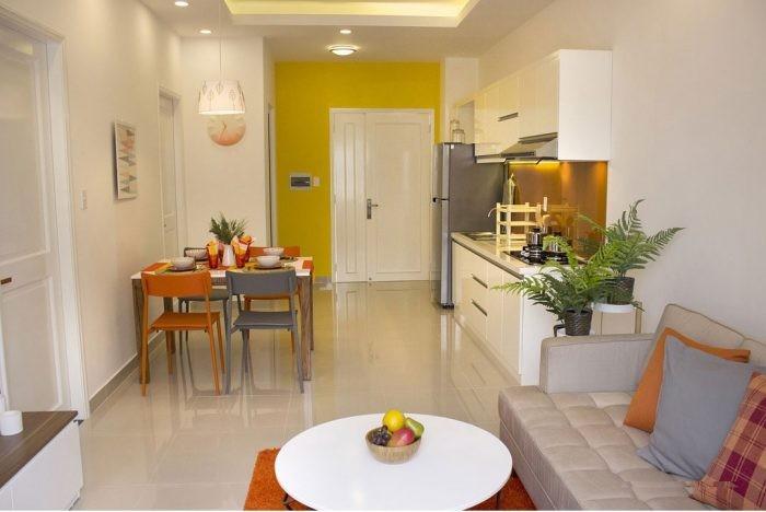 Cần bán căn hộ 2PN - 2WC tặng phí bảo trì và phí quản lý giá 950tr