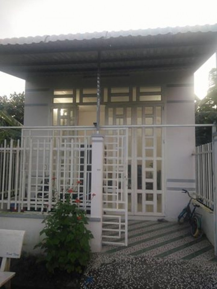 Bán nhà mới đường trần vĩnh kiết giá 500tr giá rẻ.