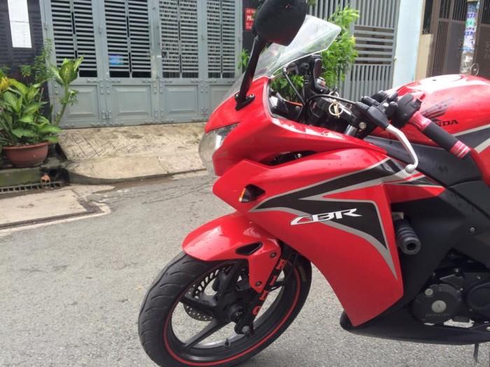 Honda CBR 150i FI phun xăng điện tử, thái zin 99.9