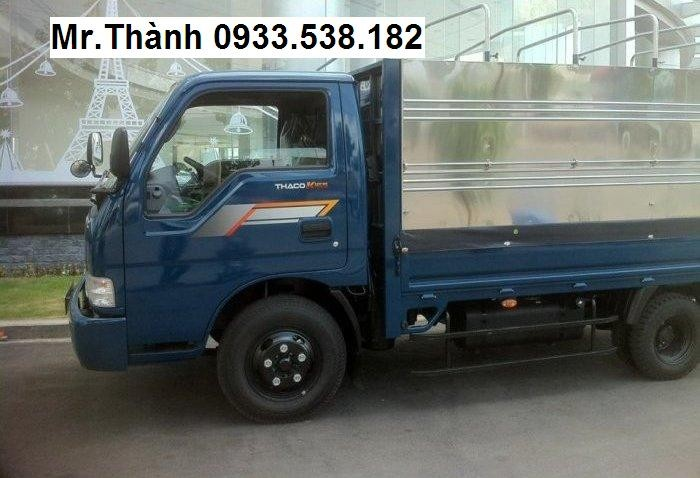 Xe tải 2T4, K165, 2 tấn 4, K3000S, K2700, Xe tải Kia, Thaco