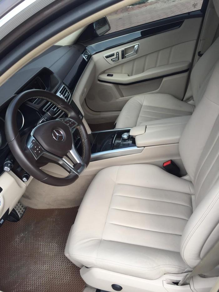 Mercedes-Benz E250 sản xuất năm 2015 Số tự động Động cơ Xăng