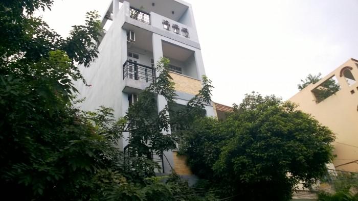 Nhà 3 lầu Mặt Tiền KD Nguyễn Thế TRuyện DT 4x11m