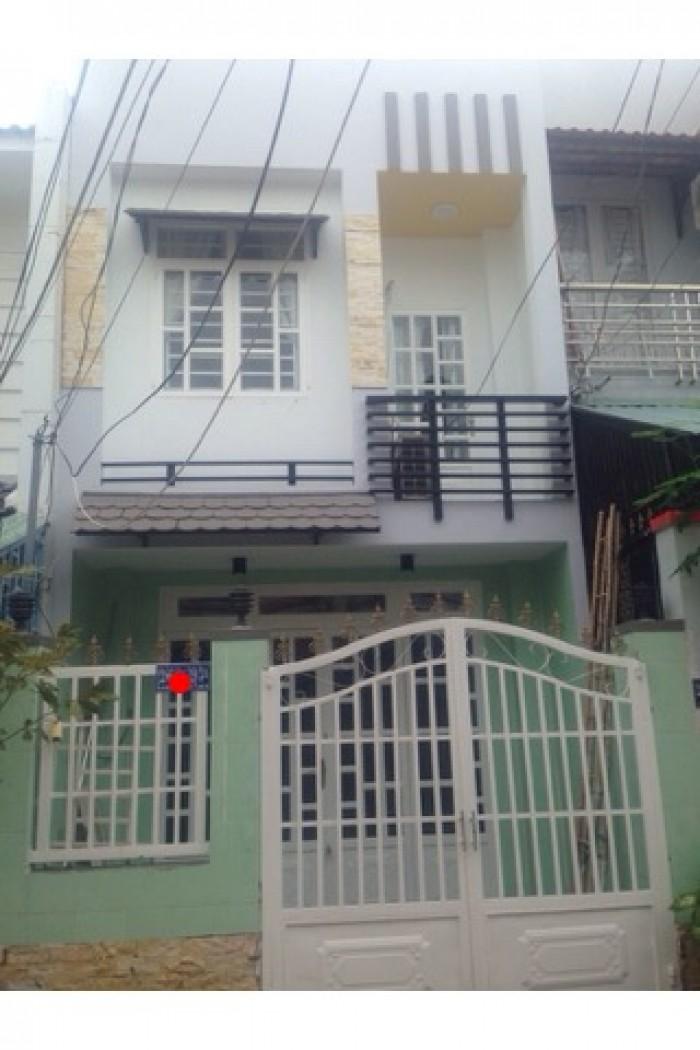 Nhà nhà bè 4x15m Huỳnh tấn Phát, 1 lầu, giá 1,73tỉ