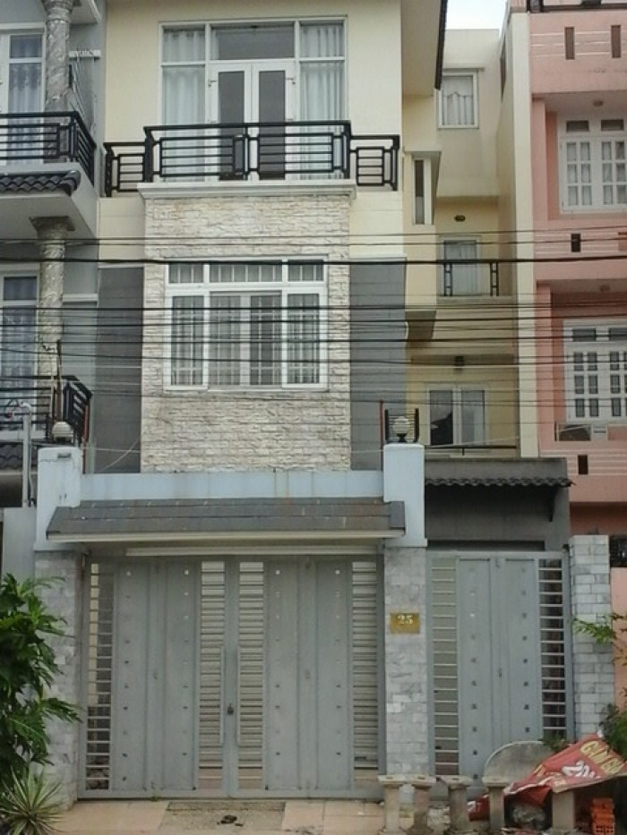 Bán Nhà Mặt Tiền ĐƯờng Số 3 KDC Phú Nhuận - P.Hiệp Bình Chánh
